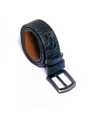 ceinture avec boucle- noir