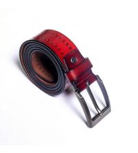 ceinture avec boucle- marron