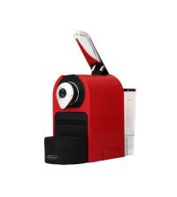 Machine café nespresso +un Paquet de 10 capsules lavazza Compatible Nespresso