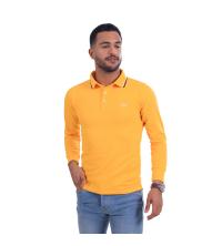 pull basic - jaune