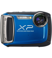FUJIFILM FUJI DIGITAL CAMERA FINEPIX XP100 BLEU WATERPROOF à 10m APNFXP1001-Bleu