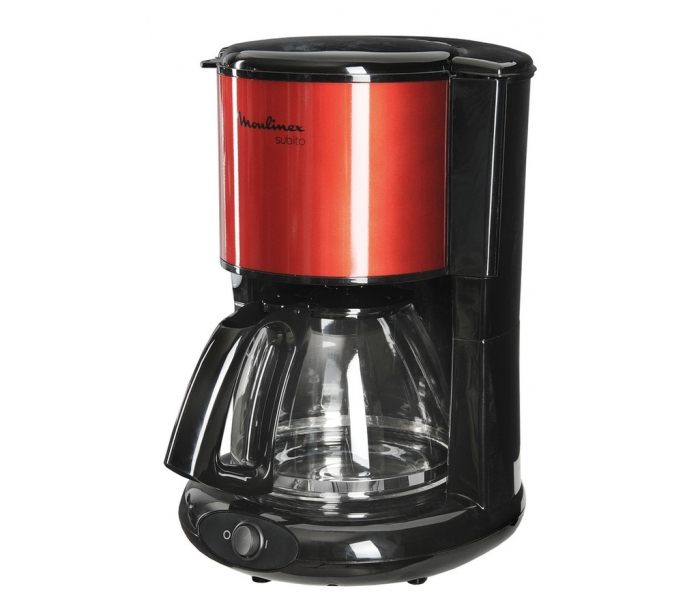 cafetiere subito rouge 15 tasses 1000 watt. Black Bedroom Furniture Sets. Home Design Ideas