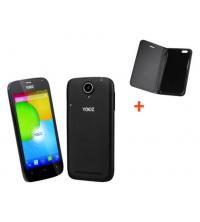 YooZ S450, Black additionnel cover, 512MB, 4GB + Etui Gratuit