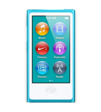 APPLE iPod nano 16 GB Blue MD477ZD-A