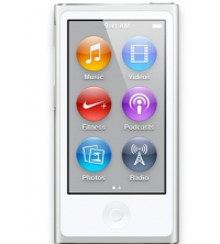 APPLE iPod nano 16 GB Silver MD480ZD-A