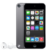 APPLE IPODTOUCH 16 GB Grey MGG82NF-A