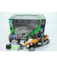 R/C MOTOR W / CHARGER (4)