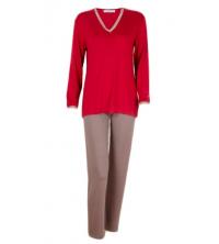 SECRET INTIME: SECRET INTIME pyjama 2 pièces viscose sd09pl/sd01pt/b
