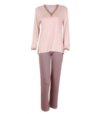 SECRET INTIME: SECRET INTIME pyjama 2 pièces viscose sd09pl/sd01pt/p