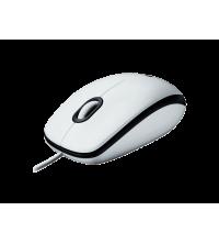 LOGITECH Mouse M100 Blanc 910-001603