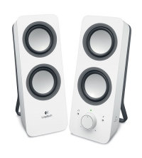 LOGITECH Multimedia Speakers Z200 10w blanc 980-000811