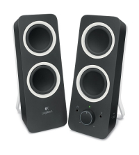 LOGITECH Multimedia Speakers Z200 noir 980-000810