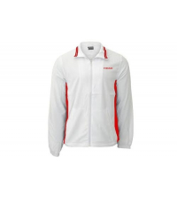HEAD Club Hartley JR All Season Jacket ROUGE 816073-R
