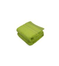 GRAND DRAP EPONGE Vert POLA-GREEN 100/150 cm