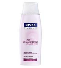 NIVEA: NIVEA Lait Démaquillant Visage & Yeux 18565