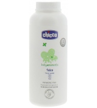 CHICCO TALC POUDRE 150GR BABY MOMENT 0M+ 2737100000
