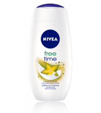 NIVEA: NIVEA Crème Douche Free Time 80853