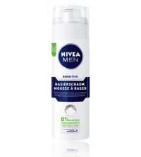 NIVEA Mousse à Raser Sensitive 81720