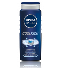NIVEA Gel Douche Cool Kick 19654