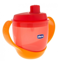 CHICCO NURSERYTASSE DE REPAS 12M+ RED 6824700000