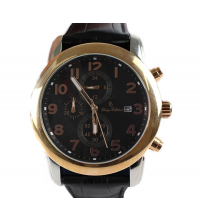 PRESTIGE REVERSO CUIR Noir/Bronze SR-1137-JS