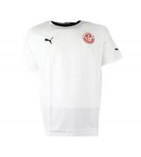 PUMA Tee-shirt Blanc AFRICA GRAPHIC TEE - 736926-24