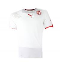 PUMA Maillot Tunisie Blanc - 736559-22