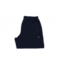 BILLCEE: BILLCEE MEN'S KNIT PANTS Bleu Marine 14K6073-A01