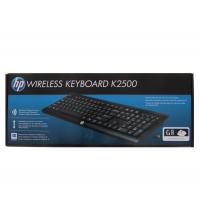 HP Clavier sans fil HP K2500 E5E78AA