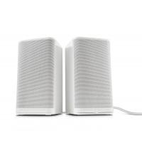 HP S5000 - Haut-parleurs - pour PC - blanc K7S74AA