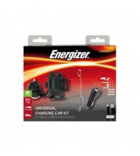 ENERGIZER Kit voiture 2 USB 1 Ampère Micro-USB 3492548179572