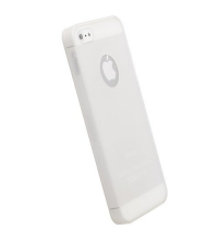Krusell FrostCover pour Apple iPhone 5/5s Transparent White 7394090897705