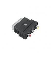 Hama Adaptateur Péritel - 3 RCA 4007249423566