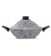 TUNITALY 2 manipulé, plateau, fourchette, couvercle de dôme, également pour la cuisson à la vapeur PEN8021