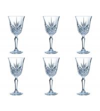 Cristal d'Arques VERRE A PIED 18CL CRISTAL - MASQUERADE MASQU-5550