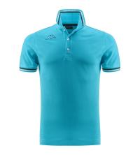 Polo Col chemise Bleu ciel - KP302MX50-G14