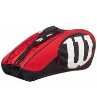 WILSON: WILSON MATCH II 12PK BAG BKRD WRZ820612