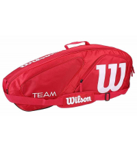 WILSON TEAM II 3PK BAG RD WRZ857603