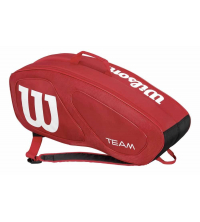 WILSON TEAM II 9PK BAG RD WRZ857609