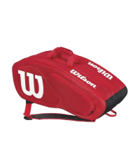 WILSON TEAM II 12PK BAG RD WRZ857612