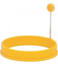 Trudeau SILICONE EGG RING YELLOW 16/CDU 0996037
