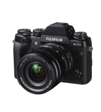 FUJI DIGITAL CAMERA X-T1 BLACK/18-55MM LENS KIT APNFXT1