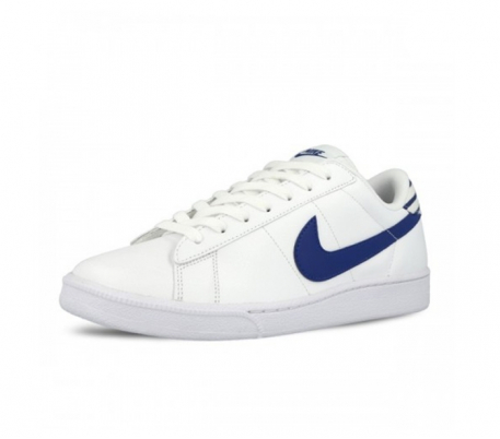 prezzo nike air force alte - NIKE TENNIS CLASSIC CS Blanc & Bleu - Vongo.tn