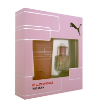 PUMA,COFFRET PUMA FLOWING Eau de Toilette 20ml+CD