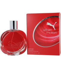 COFFRET PUMA URBAN MOTION WOMAN Eau de Toilette 20 ml + CD