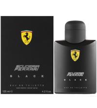 FERRARI SCUDERIA BLACK Eau de Toilette 125 ml