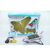 Toys for Kids: R/C PLANE W/MUSIC&LIGHT