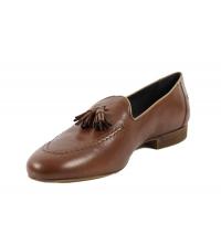 TOSCANI: TOSCANI Chaussure Classique Cognac