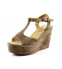OLI-4: OLI-4 Sandale Daim Beige DO785-BG