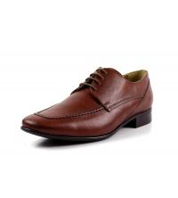 SEVIL: Chaussure Homme Cognac